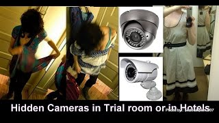 How to Detect 'Two way mirror' and Stay Safe from Hidden Camera _ $$007