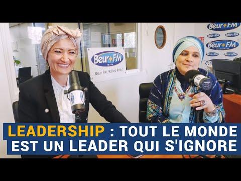 [AVS] Leadership : tout le monde est un leader qui s'ignore - Karima Chahdi-Bahou et Daouila Salmi
