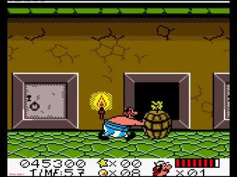 asterix obelix game boy color