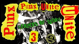 V.A. Punx Unite 3 - Leaders of today PUNK COMPILATION (2005)