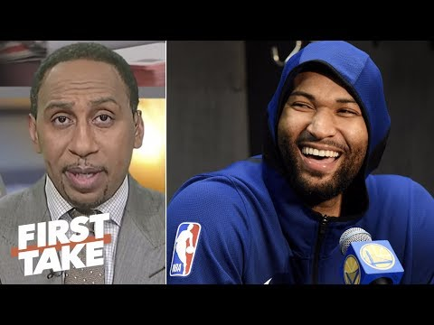 Stephen A. on Cousins-Warriors criticism  What the hell is wrong with  everybody   ae7c238ef