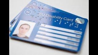 Európsky preukaz zdravotného postihnutia: správa v slovenskom posunkovom jazyku