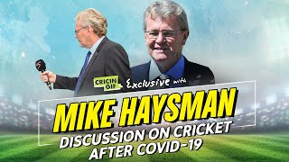 Mike Haysman's exclusive interview - Cricket after COVID-19, change in DRS rule and more