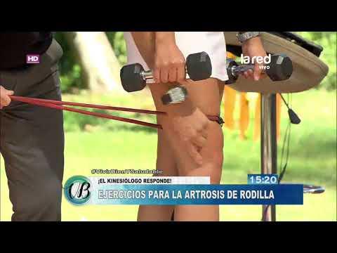 Dolor en las articulaciones después de hacer ejercicio