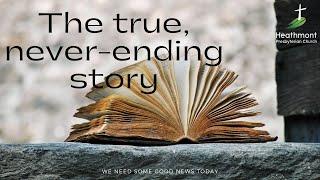 The true never-ending story