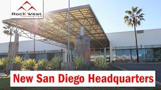 New San Diego Headquarters