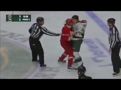Kurtis Gabriel vs. Kyle Hagel