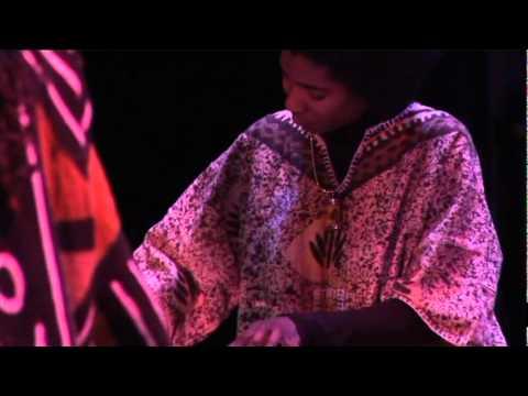 BlackNotes LIVE -- Fela Groove // Afro-Blue