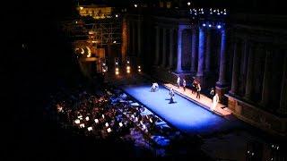 preview picture of video 'Medea-José Antonio Montaño/Teatro Romano de Mérida-Ballet Nacional de España'