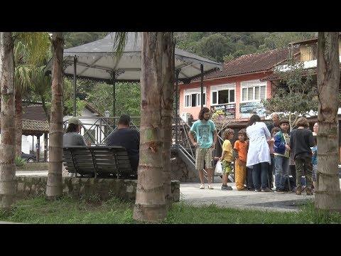Turistas movimentam Lumiar e São Pedro da Serra