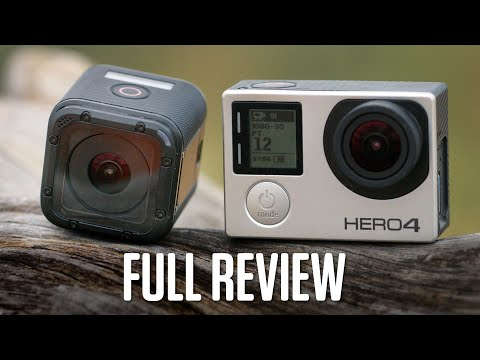 MINI GOPRO! HERO4 Session: Full Review, Tests, Comparison Footage (WIRED)