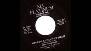 Love On A Two Way Street-Lezli Valentine-1968