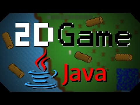 2D Survival-type Game in Java - #1 - The beginning