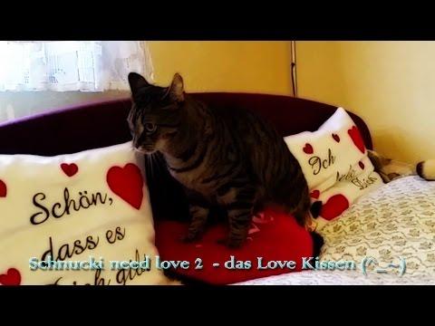 Schnucki need love 2  - das Love Kissen (^_~)