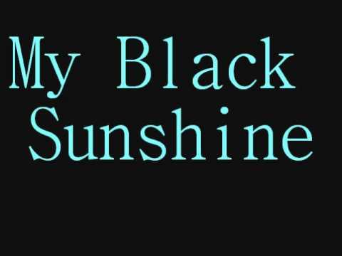 Música Black Sunshine