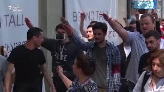 Марш неонацистов в Тбилиси