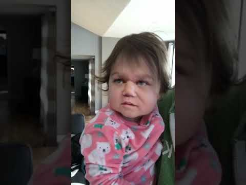 Dad puts John C. Reilly filter on daughter and does impression