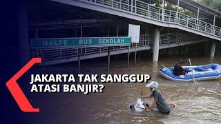 Jakarta Banjir 6 Kali dalam 2 Bulan, Akankah Warga Gugat Pemprov DKI Lagi?
