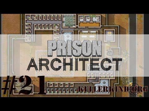 Prison Architect [HD] #021 – Durchsuchungen überall!!! ★ Let's Play Prison Architect