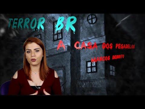 A CASA DOS PESADELOS ( MARCOS DEBRITO) TERROR#BR