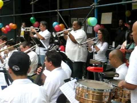The Steven Oquendo Latin Jazz Orchestra