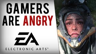 Why Gamers AGAIN Are Angry With EA.....More Lies & Greed! - dooclip.me