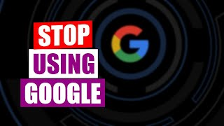 Stop Using Google! Use These Search Engines Instead.