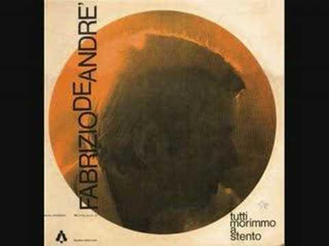 Fabrizio De André - Recitativo (Corale)