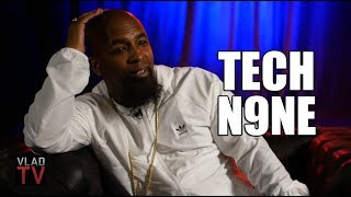 Tech N9ne on Sleeping with His Teacher at School When He Was 14 (Part 1)