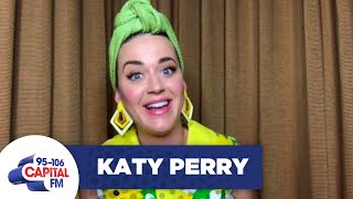 Katy Perry On Struggles Of Pregnancy During Quarantine | Interview | Capital