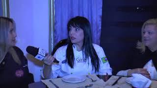 Empresaria de sucesso e Chef de Cozinha, Jaque Alves, o Cereja Flor Café Bistro no Tatuapé.