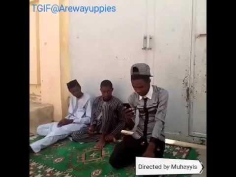 Hausa comedy Arewayuppies  3