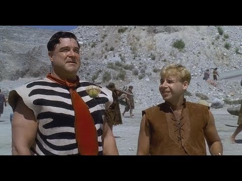 The Flintstones (1994) - Fred's First Day (HD)