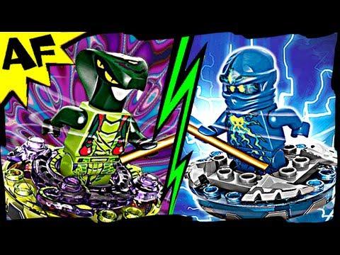 Vidéo LEGO Ninjago 9569 : Spitta