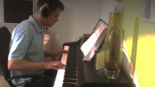 Yiruma - Hope / Pachelbel - Canon In D - Piano Cover - Slower Ballad Cover