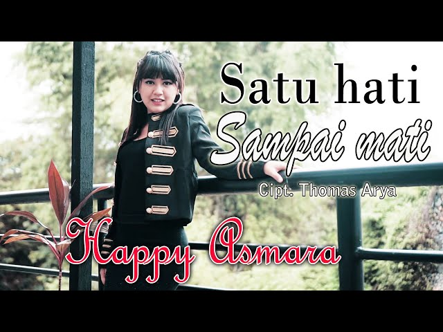 Happy Asmara -  Satu Hati Sampai Mati (Remix) [OFFICIAL]