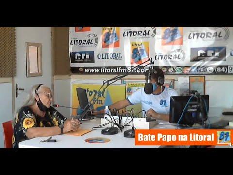Ex-prefeita Núbia Costa participou do Programa Bate Papo na Litoral FM 87.9 Maracajaú