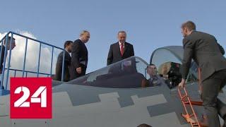 Главы России, Ирана и Турции продолжают переговоры в Анкаре - Россия 24