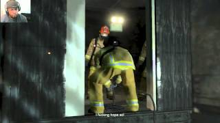 Grand Theft Auto 5 Walkthrough Part 124 - THE BUREAU RAID | GTA 5 Walkthrough