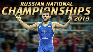 Russian National Championships 2019 highlights | WRESTLING