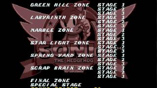 Sonic 1 Nightmare Edition OST - Nightmare Hill Zone Remix