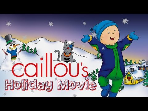🔴 LIVE - Caillou Holiday Movie - Full | Funny animated cartoon for kids | Watch Cartoons online