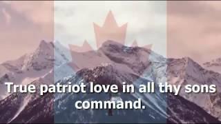 "National Anthem of Canada - ""O Canada"""