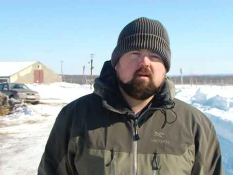 В Кинель-Черкасском районе открыта оленья ферма
