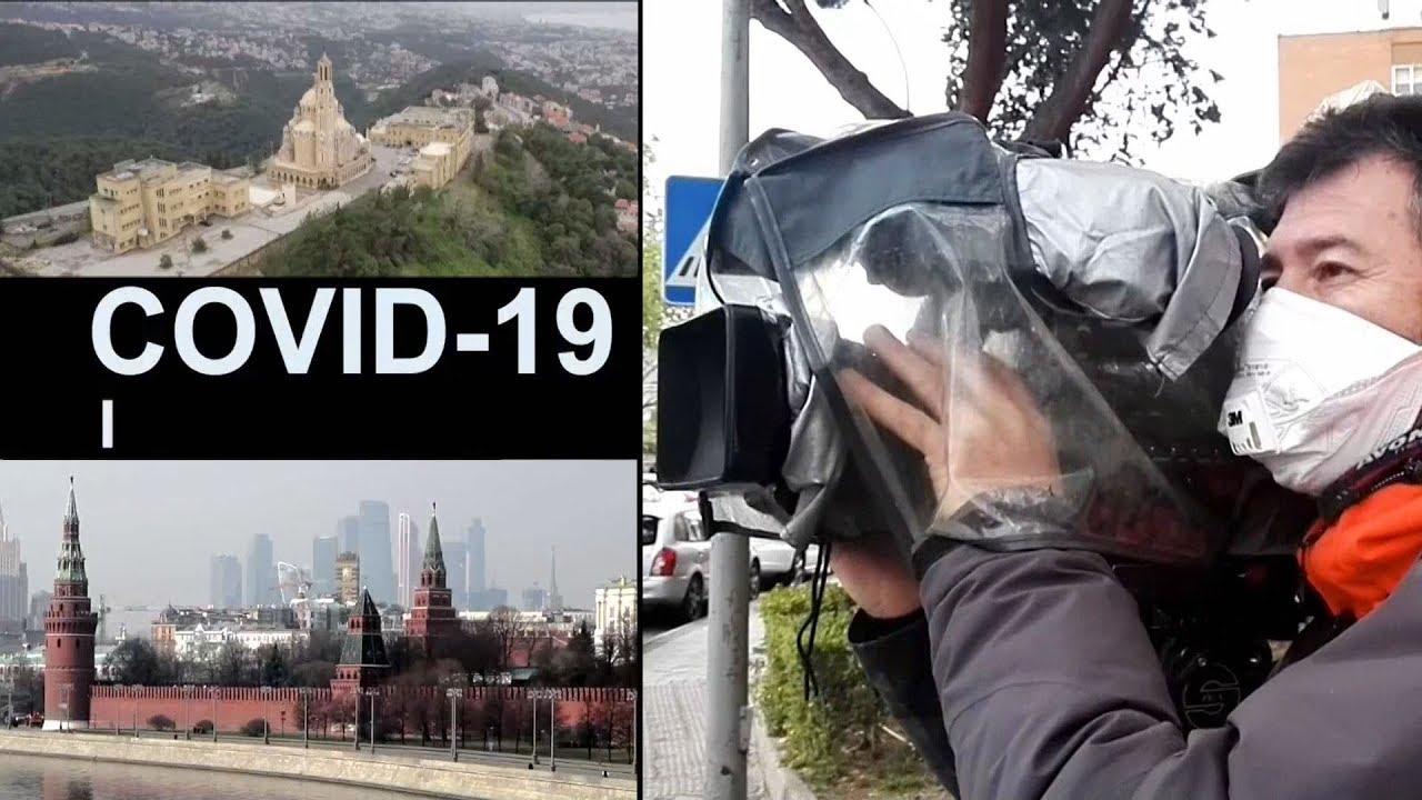 Covid-19 Εικόνες μιας Παγκόσμιας υγειονομικής κρίσης απο διάφορα μέρη στον κόσμο 18 Μαΐου 2020