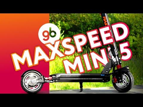 Электросамокат MaxSpeed Mini 5