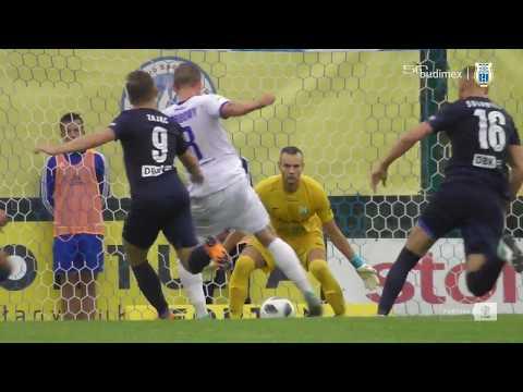 Bramki z meczu Wigry Suwałki - Stomil Olsztyn 2:0