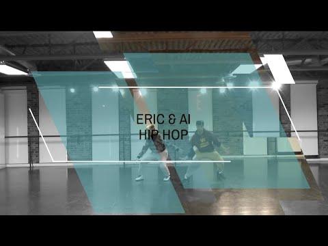 FREE ONLINE CLASS SERIES - Eric Malapad & Ai Okanaka   Hip Hop 1/2