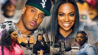 Exclusive: Kandi Burruss EX Brandon, allegedly NEGLECTS his Daughter & Says She's TOO FAT to Sing!