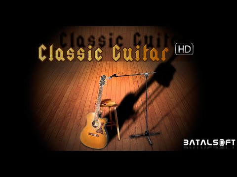 Video of Classical Guitar HD